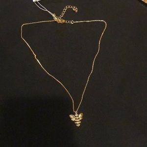 Kate Spade necklace.